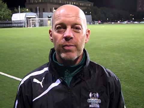Derrek Falor Postgame vs. UMass-Lowell (Sept. 13)