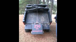 2. Polaris Ranger BowdupLoader Weight Demo