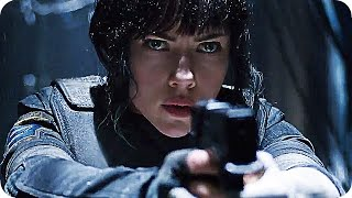 GHOST IN THE SHELL Teaser Trailer 1-5 (2017) Scarlett Johansson Movie by New Trailers Buzz