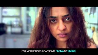 Phobia 2016 Official Trailer____Radhika Apte