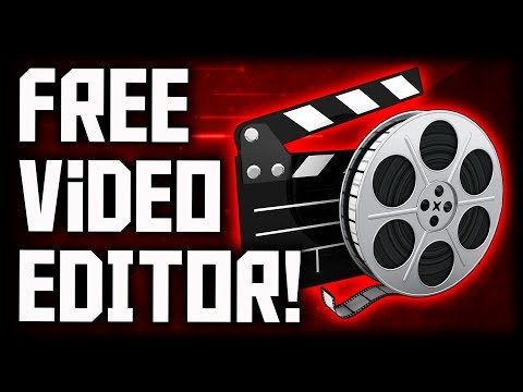 Best FREE Video Editing Software 2019 - Best Video Editing Software For Free & Video Editing Tips
