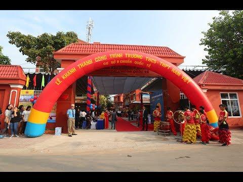 Lễ khánh thành trường THCS - THPT Nam Việt CS2 chuẩn quốc tế