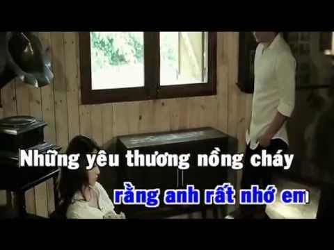 Karaoke Anh Nhớ Em - Ca sĩ Tuấn Hưng hát