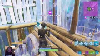 I killed iRunYew ! (Crazy Build Fight) I SURVIVED LIGMA FORTNITE BATTLE ROYAL