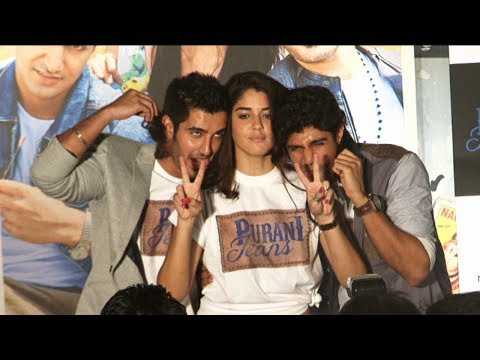Trailer Launch Of Movie 'Purani Jeans'