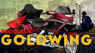 1. Honda Goldwing 2019 : Bike Review