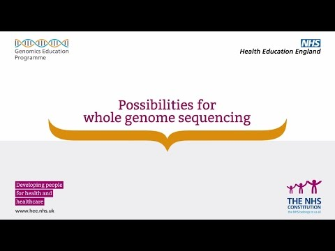 Whole Genome Sequencing: Possibilities for whole genome sequencing