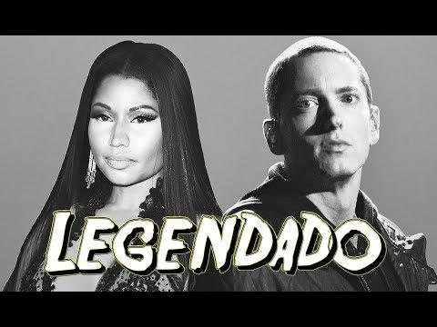 Nicki Minaj Ft. Eminem - Majesty 'LEGENDADO'
