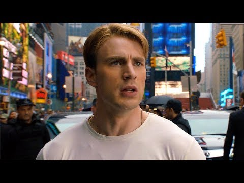 "Steve Rogers Wakes Up 70 Years Later ""I Had A Date"" Captain America: The First Avenger (2011)"