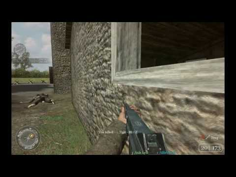 Call of Duty 2 Fragmovie By Jimm. CHECK IN HD QUALITY