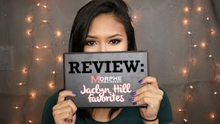 """Well hi! It's been fuhhheverrr since I filmed a review video, & I'm thinking of starting to post one every week! This week's review is all about the highly raved palette from Morphe, the Jaclyn Hill Favorites palette. Is the hype really REAL?!!P.S. Thumbs up if you like my beginner-made intro heheheh& Honestly, idk why my makeup looks a little distorted in this video, I swear it looked fine in person. Pardon this learning curve of adjusting my new lighting setup! TT__TTAny review requests? Leave them below so I can get a list going! ;) And leave me any NAME SUGGESTIONS for this new series! I gladly appreciate it!LIKE and SUBSCRIBE and be BESTIES with meeehttp://www.youtube.com/subscription_center?add_user=naohms◢ MY LATEST VIDEOS:⦿ Jaclyn Hill Favorites makeup tutorial http://youtu.be/PLnuGPOlAo⦿ ermergerd! I made a vlogging channel! http://youtu.be/bdVG-D_025s◢ LET'S BE FRAANDS!⦿ My Vlog Channel: https://www.youtube.com/channel/UCv8Nkma9xOEbPyxJa7NYkyw⦿ Email (Business Only): love2primp@gmail.com⦿ Instagram: http://instagram.com/naohms⦿ Blog: http://love2primp.org⦿ Twitter: http://twitter.com/naohms⦿ Facebook: http://facebook.com/love2primp⦿ Snapchat: ohsnapnaohms===================================◢ PRODUCTS MENTIONED: Morphe Jaclyn Hill Favorites Palette (coming soon) http://bit.ly/1vk71yn◢ WHAT I'M WEARING: Lips -- Anastasia Beverly Hills Liquid Lipsticks in """"Neon Coral"""" and """"Pure Hollywood"""" mixed http://bit.ly/17vVQHBNails -- OCC Technopagan with matte top coat http://bit.ly/1tv9V2x===================================◢ WE LOVE COUPON CODES!Always GET CASH BACK when you shop online through Ebatess! http://bit.ly/1dV0eM6Sigma brushes: http://bit.ly/1pCTugO⦿ SIGMASPRING = 10% OFF your March 2015 order!Sign up for my favorite websites to shop for!Dailylook: http://bit.ly/ZfvUJkGroupon: http://gr.pn/1fb8GJtHautelook: http://bit.ly/18whUQMIdeeli: http://bit.ly/Om0vTvMakeup Geek: http://bit.ly/1m98HVwShoemint: http://bit.ly/1lsuloZ Get perfect skin with PMD! http://bit."""