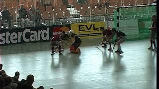 Spiel um Platz 3 43. Deutsche Hallenhockey-Meisterschaft der Herren Münchener SC vs. Dürkheimer HC 9:10 n7m 01.02.2004 LimburgMatch for 3rd place 43. German indoor hockey championship of men Münchener SC vs.. Dürkheimer HC 9:10 n7m 01.02.2004 Limburg