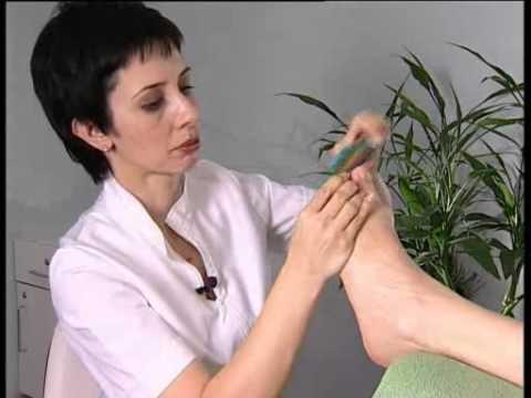 Красота и здоровье: Педикюр (видео)