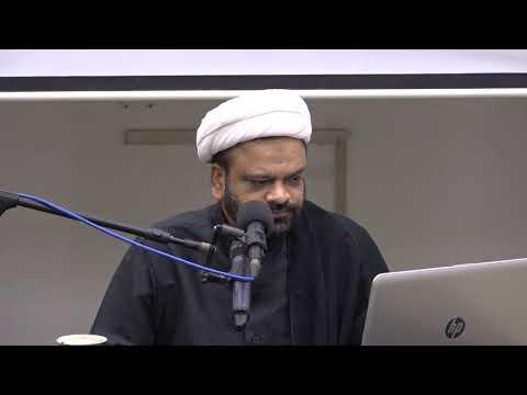1441 AH – Ramadhan – 19 – Shab – Majlis