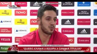 Basquetebol: José Silva é reforço do SL Benfica