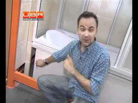 Укладка напольной плитки в ванной своими руками