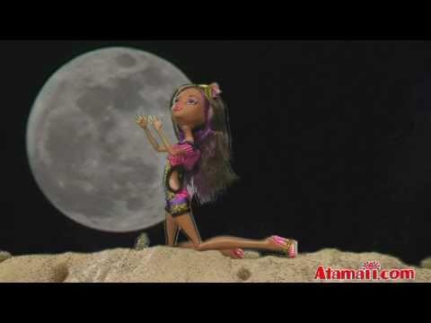 Monster High Dolls Clawdeen Wolf Werewolf Doll WARNING! DANGEROUS DOLL!!