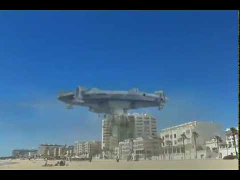 ¡¡¡IMPRESIONANTE¡¡ ¡uN  Ovni EN  Rota Spain ufo base america real extraterrestres aliens