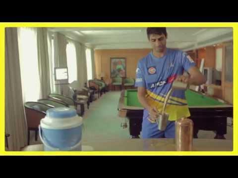 Chennai Super Kings Kaapi Challenge!!!