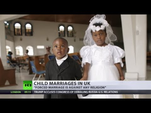 Forced Into Marriage: UK children call for help fearing arranged marriages