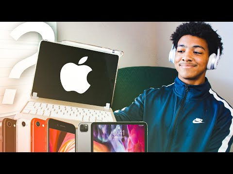 New Apple Products & Can An iPad Pro Replace A Computer In 2020!?