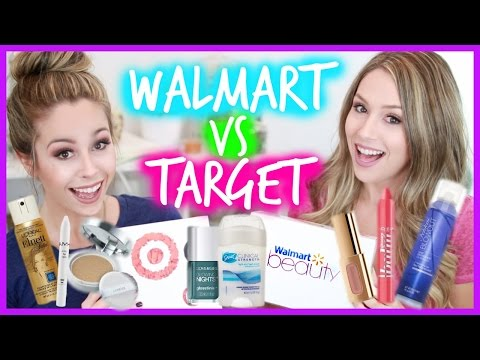 box - UNBOXING - Walmart VS Target Beauty Box LIMITED EDITION ELEVENTHGORGEOUS TSHIRTS! http://www.represent.com/eleventhgorgeous Click THUMBS UP if you LOVE UNBOXING VIDEOS!