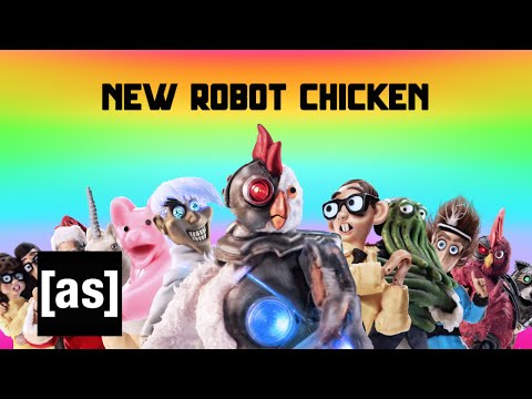 Robot Chicken Season 8 Promo