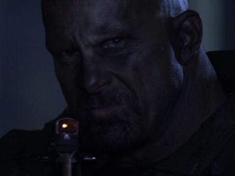 """""""Stone Cold"""" Steve Austin stars in """"Hunt to Kill"""""""