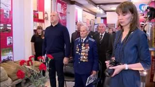 В субботу в Великом Новгороде состоялась церемония передачи останков связиста Тихона Добреля