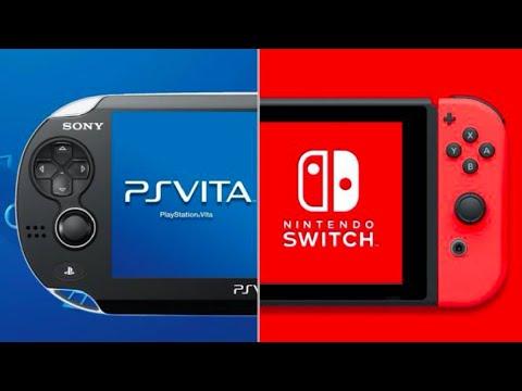 Почему PS Vita лучше Nintendo Switch?