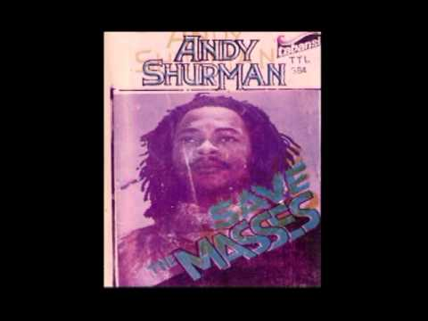 ANDY SHURMAN – Save The Masses
