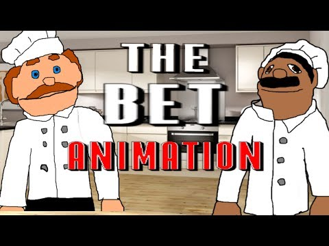 SML Movie: The Bet! Animation