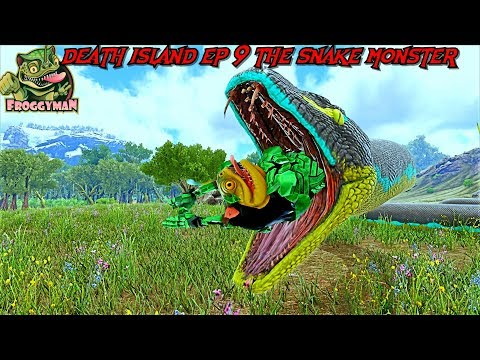 I HAD TO PUT RIOT DOWN ! EP 9( DEATH ISLAND )ARK MODDED