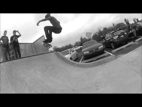 Owasso Skatepark Opening/ Quickie Mart Demo