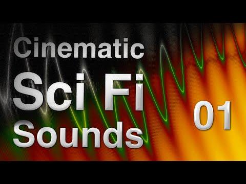 Alien UFO Sci Fi Sound 1