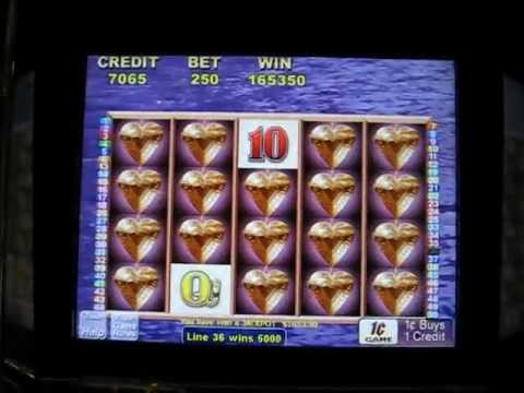 Big Win Jackpot Heart of Gold