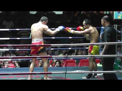Marco Ruiz en Tailandia
