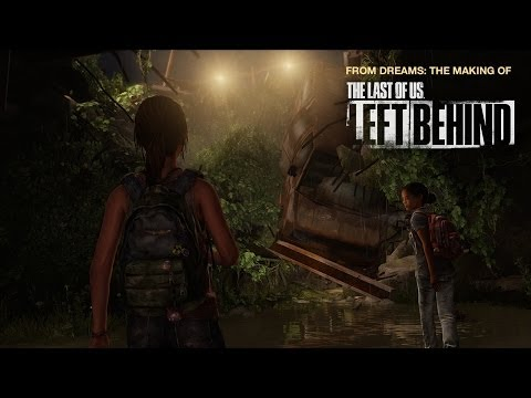 Todos los detalles de The Last of Us: Left Behind en su making of