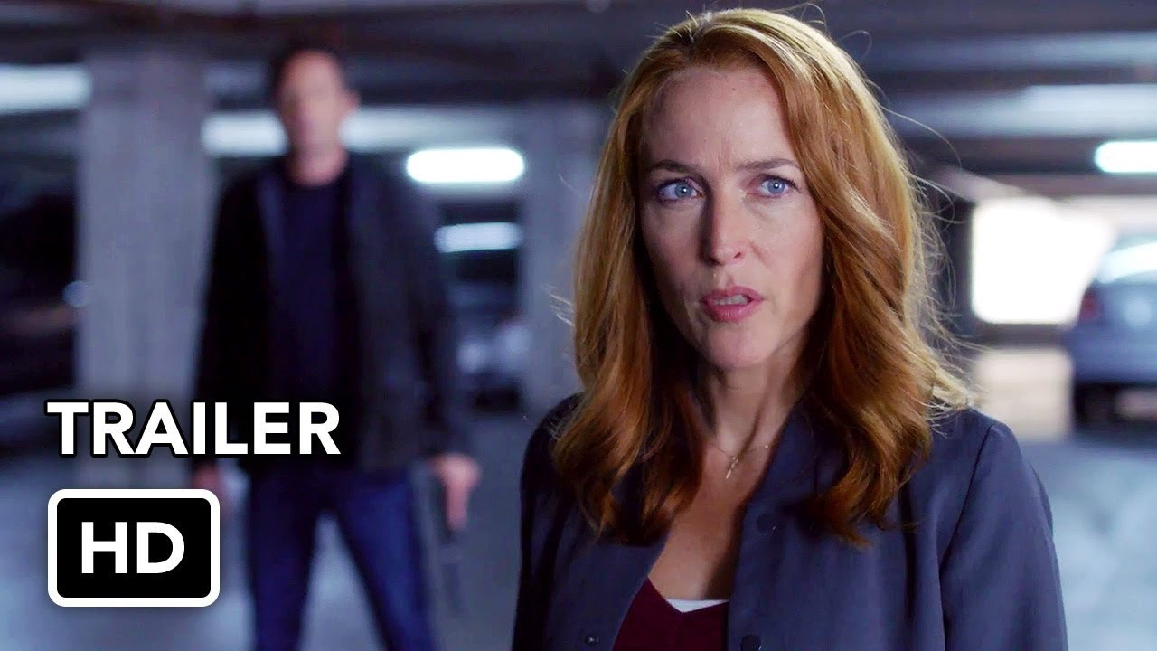 The X-Files Season 11 Trailer (HD) NY Comic-Con 2017