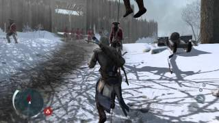 Assassin's Creed 3 E3 Frontier Gameplay Demo [UK]