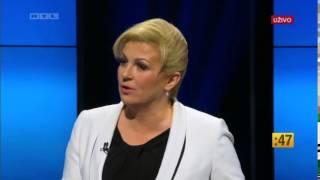 RTL Duel - Kolinda Grabar-Kitarović - Josipović - drugo lice Milanovićeve vlade