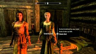 Skyrim - One of my best moments so far.