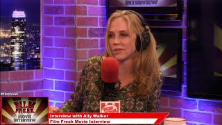 Ally Walker talks Sex, Death and Bowling | Film Freak Movie Interview