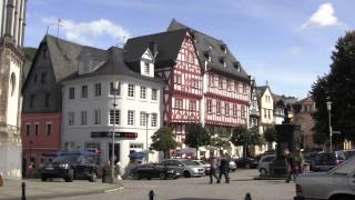 Boppard Germany  city pictures gallery : Boppard, Rhineland Palatinate, Germany - 24th August, 2014