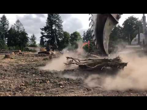 Removing stumps the COOL way!