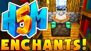 SUPER ENCHANTS - HOW TO MINECRAFT S5 #4