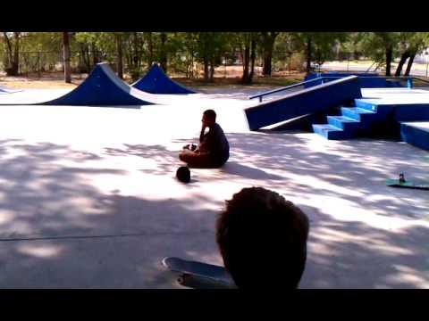 Temple Skatepark #1