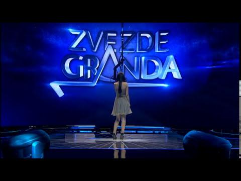 Jovana Usić – Volim kad mi pricaju o tebi – Zvezde granda 2014-2015 (ženska grupa – 18. oktobar) – peta emisija