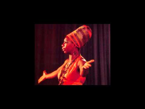Tekst piosenki Nina Simone - Obeah Woman po polsku