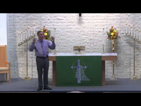 Bethlehem Lutheran Church - Sunday Worship Service: 10/15/2013